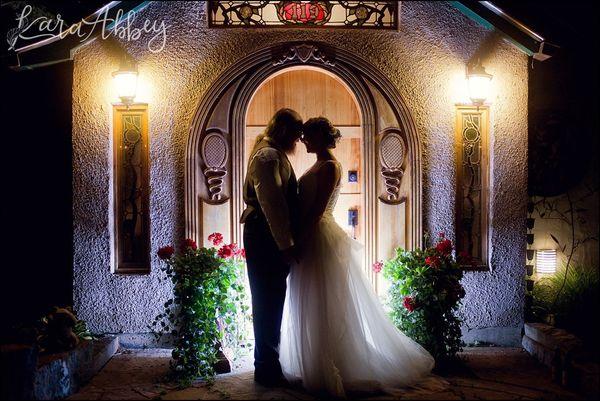 """Marty andMegan's wedding at New Park in Ithaca, New York!"" --<i>Kara Abbey</i>"