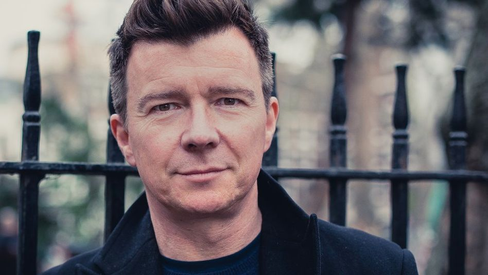 Rick Astley says the Northerner in him keeps his feet on the