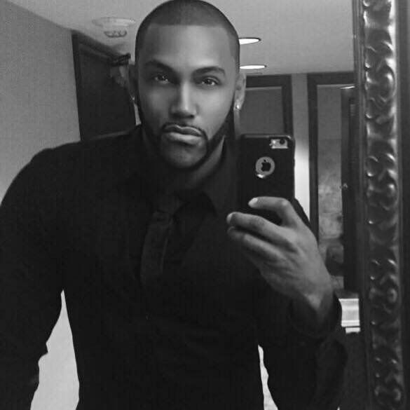 Shane Tomlinson was the lead singer of a music group.