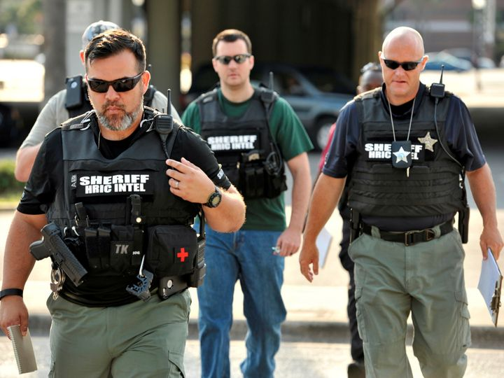 Law-enforcement in Orlando, Florida