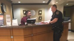 Cops Pay For Hotel Room For Homeless Woman Found Sleeping In