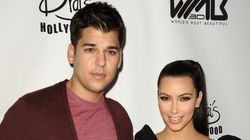 Kim K Reveals The Exact Moment She Found Out Rob Was