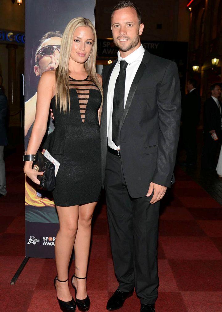 Pistorius was convicted of shooting Steenkamp through a locked toilet door in his Pretoria home on Feb. 14, 2013. He had argu