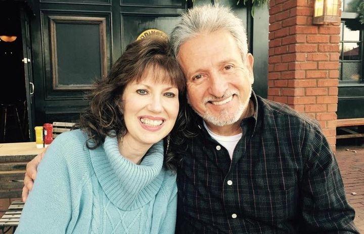 Lee Gaitan and her husband,Jorge Gaitan.