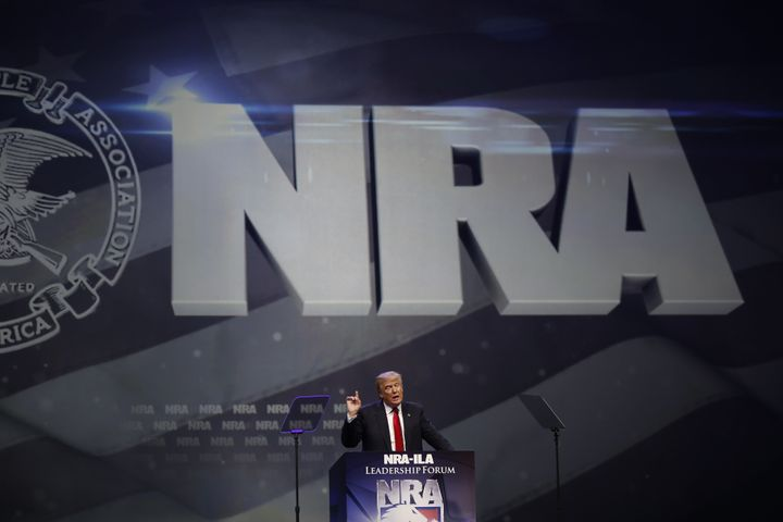 The National Rifle Association can be accused of many things, but not of a weak stance on due process rights.