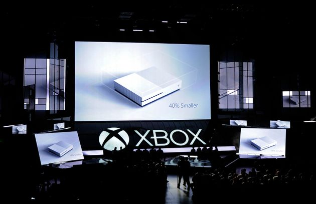 E3 2016: Microsoft Unveils Two New Consoles The Xbox One S And Xbox One Project