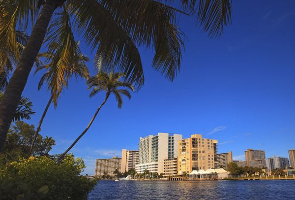 Just north of Fort Lauderdale, Pompano Beach nabbed the second spot with an abundance of health care professionals and a larg