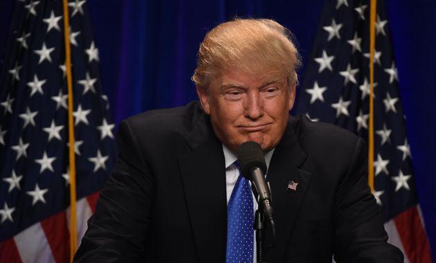 Donald Trumpsaid