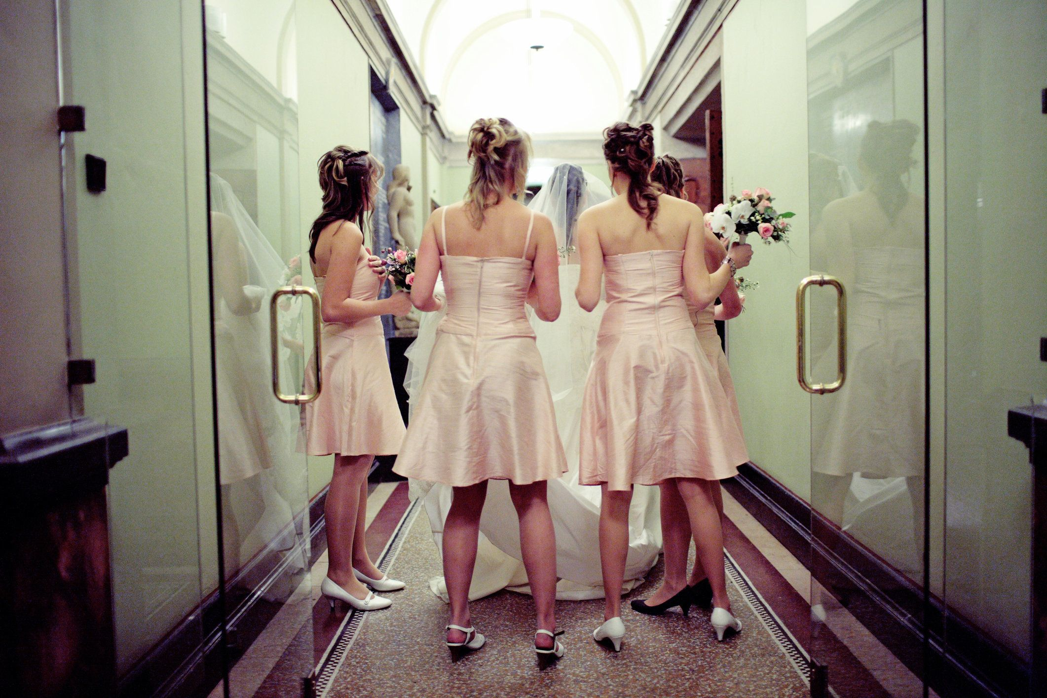 Being a bridesmaid requires quite a bit of time and energy -- but it can also be very rewarding!