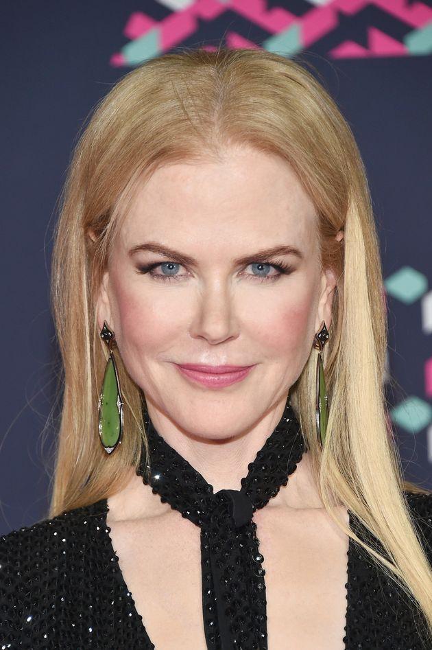 Nicole Kidman hasn't appeared in a TV series since 1989, when she starred in mini-series 'Bangkok