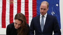 William And Kate Send A Message To Orlando Shooting