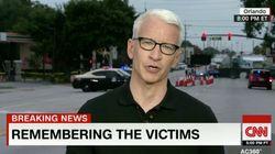 News Reader Breaks Down As He Reads List Of Orlando Shooting Victim