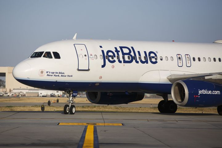 JetBlue airlines is offering free flights to and from Orlando for closefamily and domestic partners of the victims from