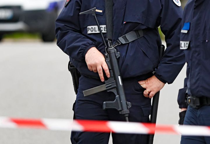The so-called Islamic State has claimed responsibility for the murders of two police officers in France.