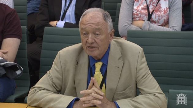 Ken Livingstone Told He Is A 'Pin-Up' For Anti-Semitism By Chuka Umunna For Hitler