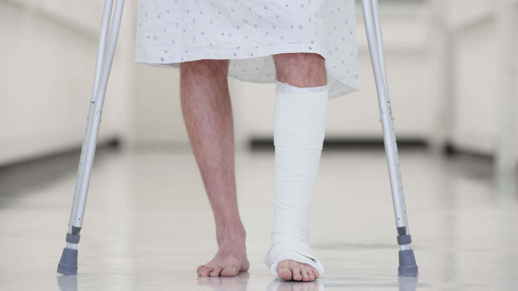 What Happens To Your Body When You Break A Bone | HuffPost Life