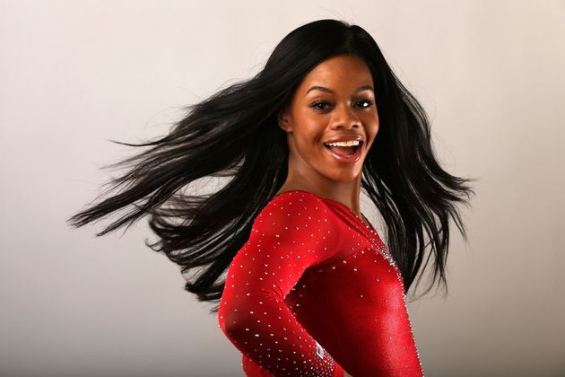 Gabby Douglas Brings An Olympic Flair To Her New Emoji App