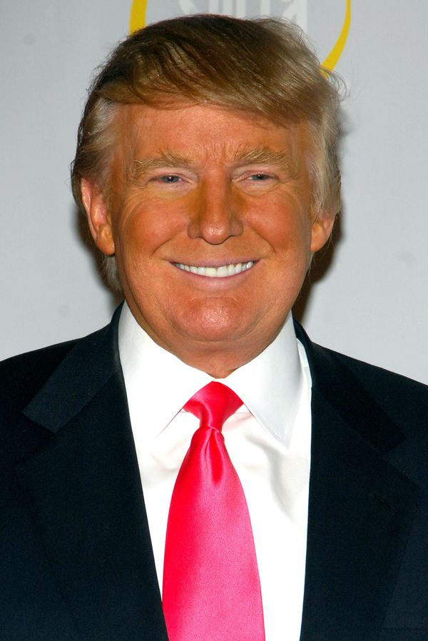 Image result for Trump is orange