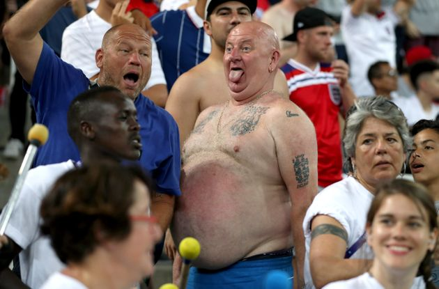 Euro 2016 Fans Showing Their True