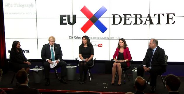 Tuesday's panel featured Liz Kendall, Priti Patel and Alex Salmond in addition to