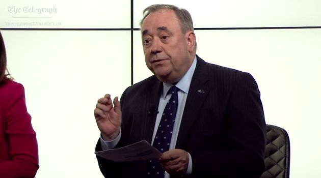 EU Debate: Best Boris Johnson Vs Alex Salmond