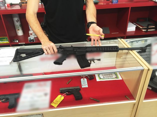 We Bought An AR-15 In Orlando In Less Time Than You Spent At The