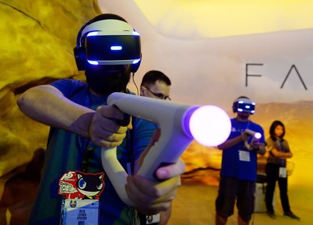 E3 2016: The Best Virtual Reality Game