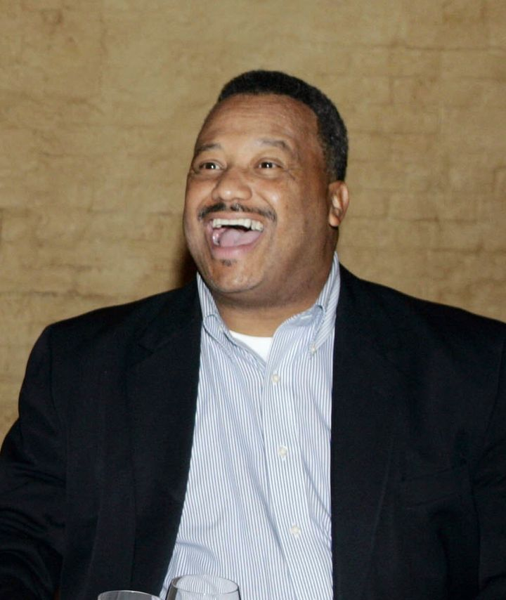 Rev. Fred Luter was named the denomination'sfirst black president four years ago.