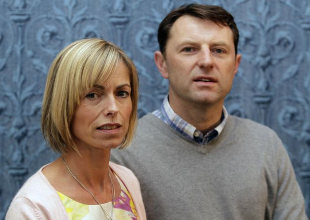 "Kate and Gerry McCann said they are ""horrified"" to learn that Sir Clement Freud is an..."