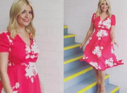 Holly Willoughby Channels Alexa Chung On 'This Morning'