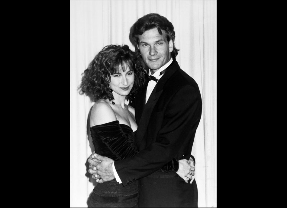 Patrick Swayze's Widow Denies Claims She Abused 'Ghost ...