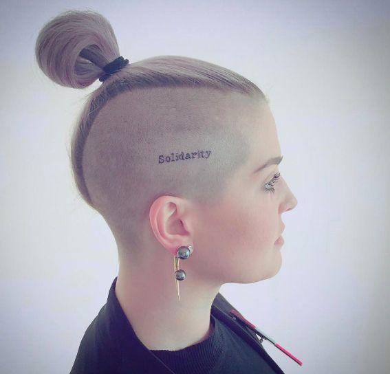 Kelly Osbourne Pays VERY Personal Tribute To