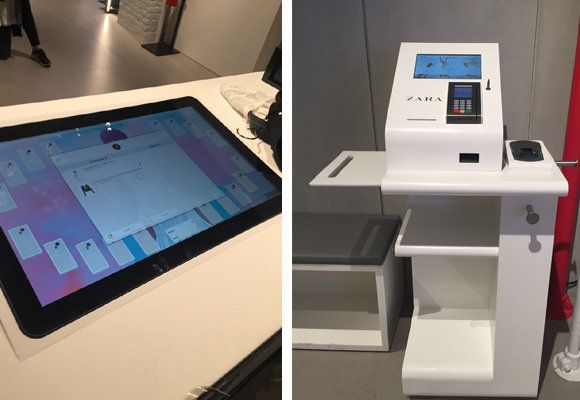 Zara Could Be Getting Self Checkouts In All Their