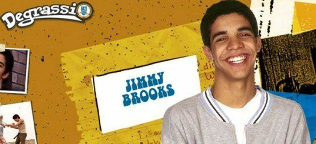Drake as Jimmy Brooks.