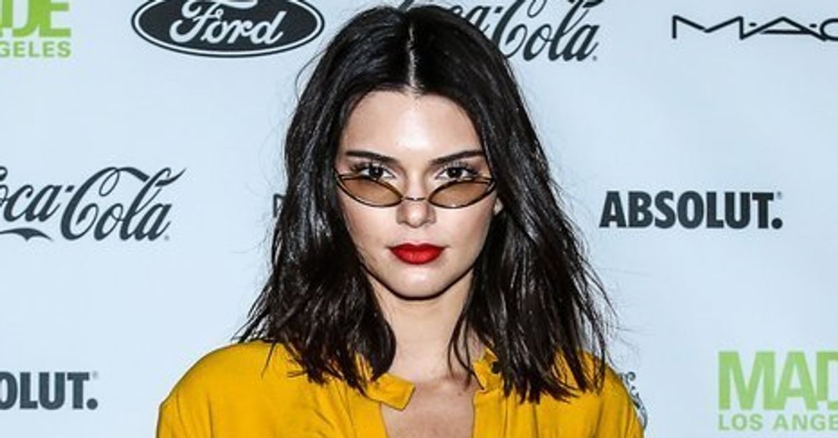 How To Pull Off Kendall Jenner S Short Lob Haircut Huffpost Uk