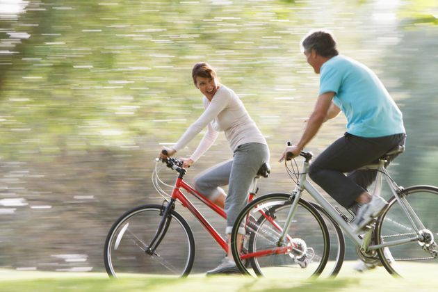 In It Together: Why Getting Fit With A Friend Is