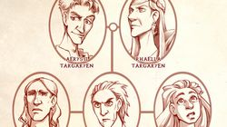 This Targaryen Family Tree Helps Clear Up All Your