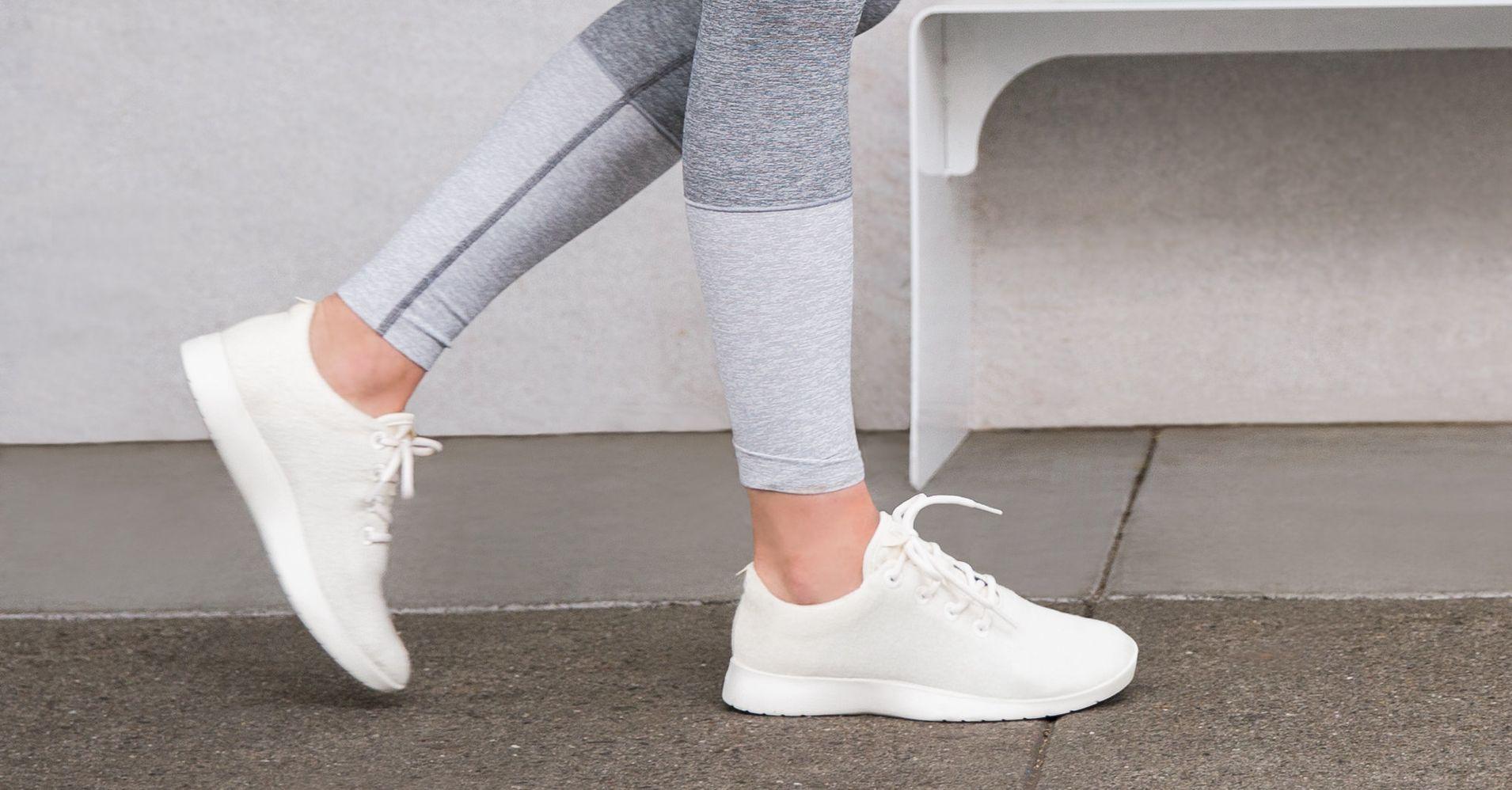 Kicking The White Shoes