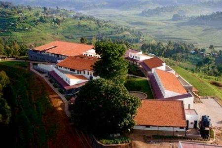The Butaro Cancer Center, Rwanda