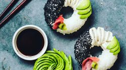 Get Ready, People: Sushi Donuts Are