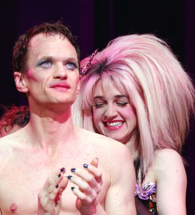 For 'Hedwig' Star Lena Hall, A New Show Brings New