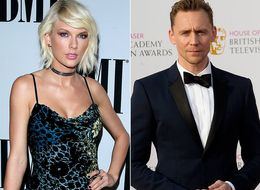 Taylor Swift Moves On From Calvin With Another British Actor