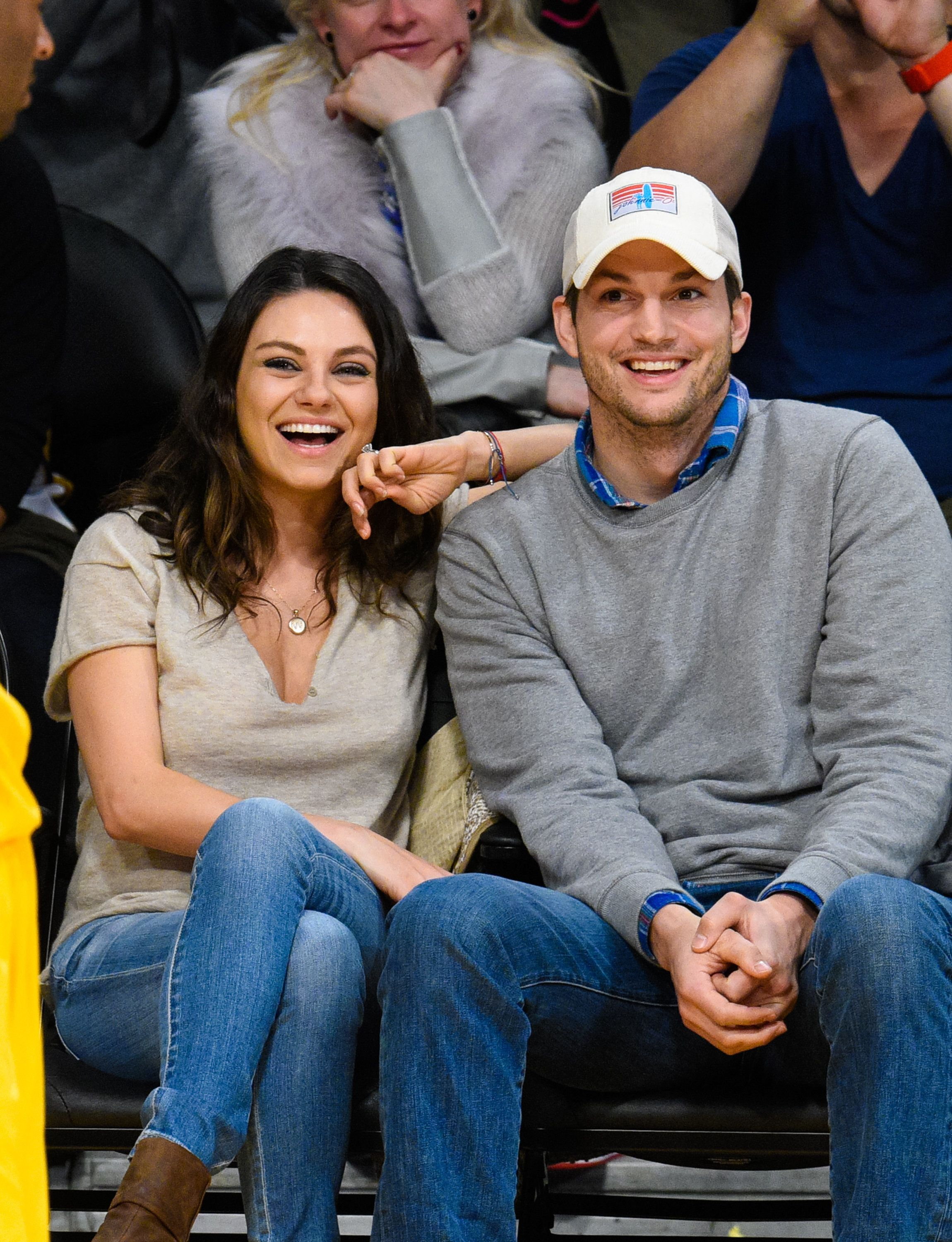 Mila Kunis Expecting Second Child With Ashton