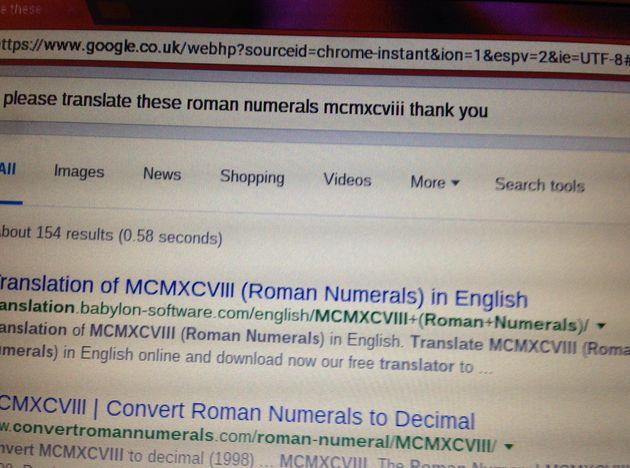 コンピューターおばあちゃんの素敵な検索、Googleも思わず返事しちゃう