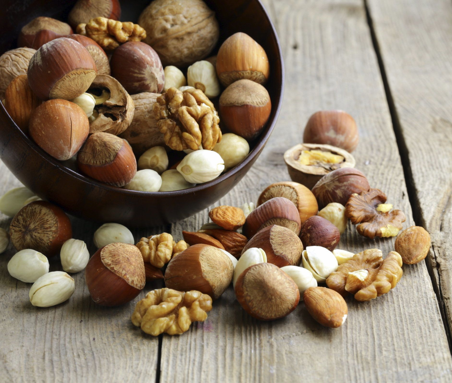 Prostate Cancer Patients May Cut Their Risk Of Death By Eating Nuts, Study