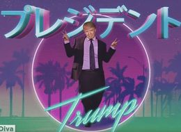 This Bizarre Japanese Donald Trump Love-Fest Is The Most Confusing Thing Ever