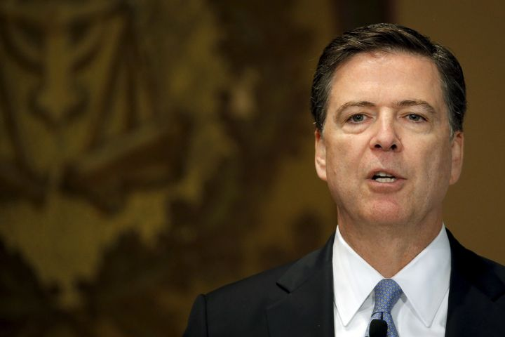 In a press conference following the Orlando shooting, FBI director James Comey discussed the Muslim community's 'good relatio