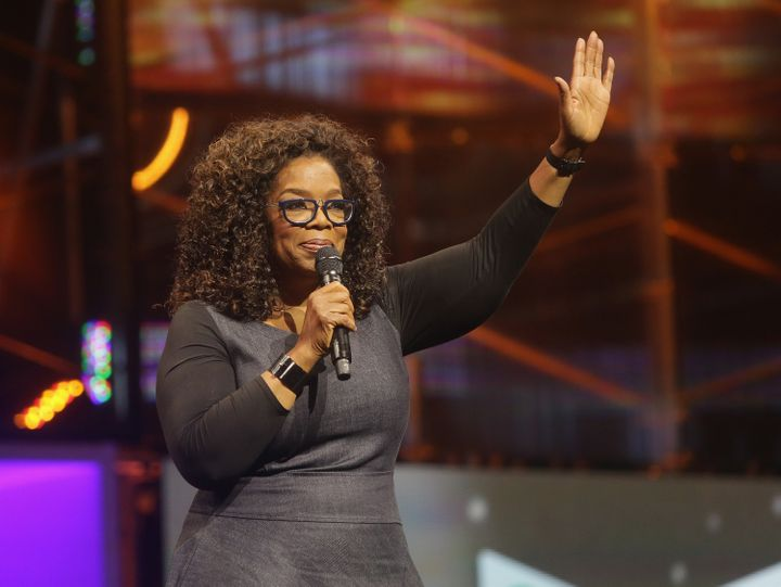 Oprah Winfrey has announced she is supporting Hillary Clinton for president.