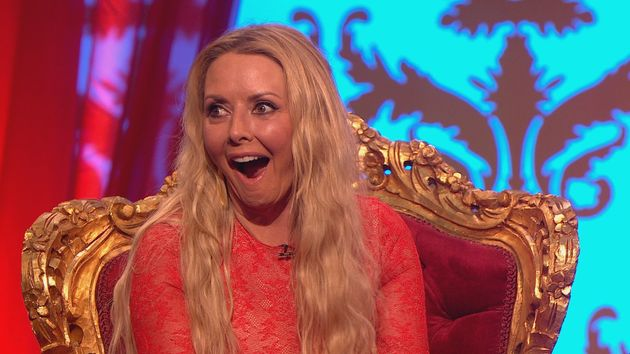 Carol Vorderman gushes about spectacular Wales as she