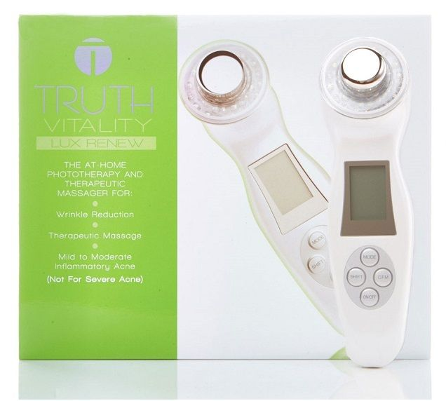 Truth Vitality Lux Renew with LED and Ultrasound